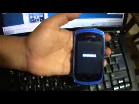 Samsung galaxy music s6012b quitar codigo patron seguridad bloqueo master reset hard reset