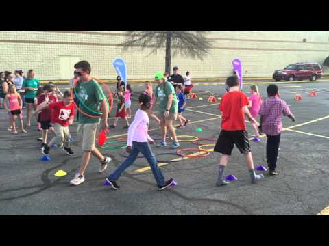 Musical Hula Hoops - WinShape Camp 2016 - Preview Day