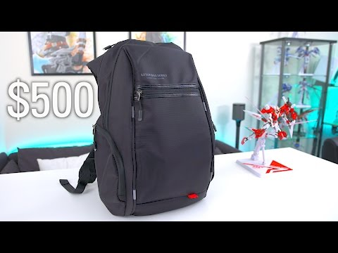 What's in my Gadget Backpack! ($500 Budget Edition)