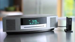 Bose Wave Music System III Titanium Silver