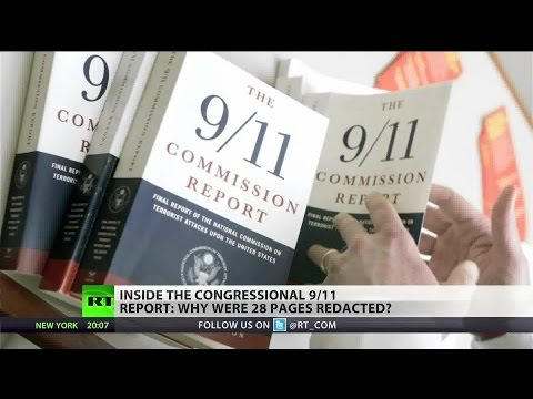 Why won't the government release the full 9/11 Commission Report?