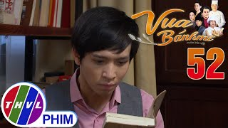 image Vua bánh mì - Tập 52[1]: Bảo đang đọc trộm bí quyết làm bánh Mặt Trời thì bị thầy Phan phát hiện