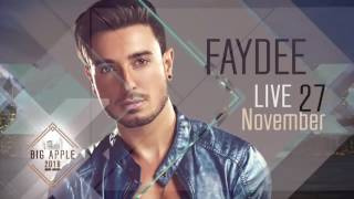 Big Apple Music Awards 2016 Faydee