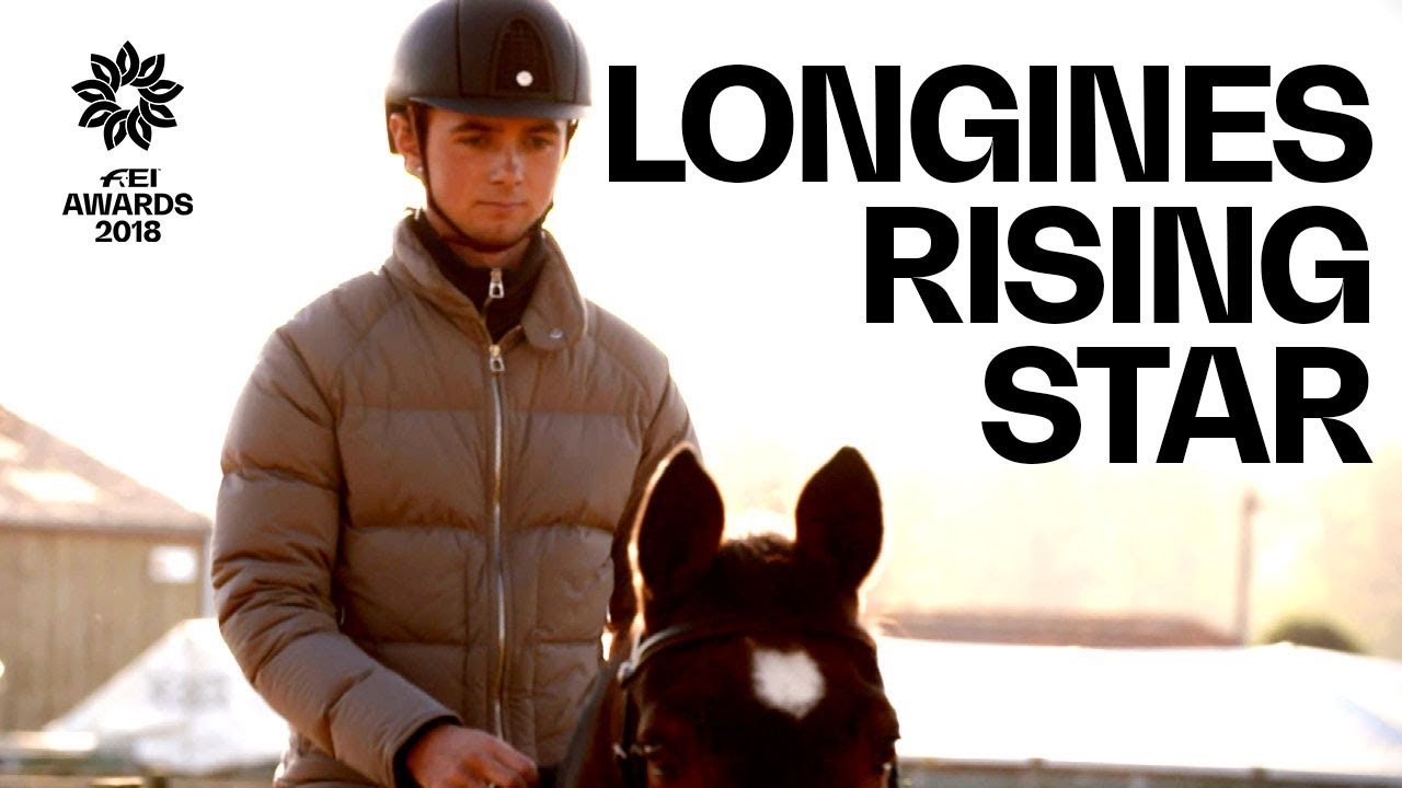 Victor Levecque - Longines Rising Star | FEI Awards 2018