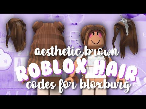 Bloxburg Codes Hair Brown Robux Update Generator