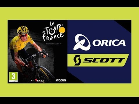 Tour de France 2017 - Orica Scott - Etapes 16-17-18 [FR]