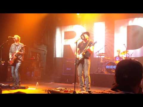 Ride - Leave Them All Behind live in NYC 6/4/2015