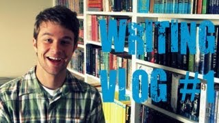 Writing Vlog: My Writing Journey