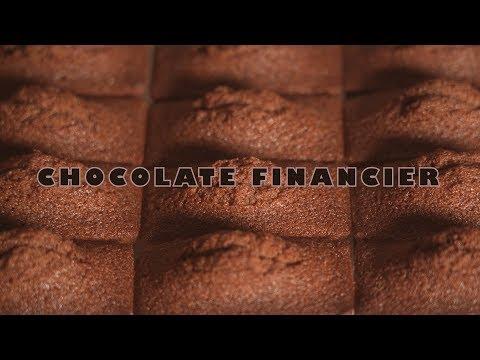 초코 휘낭시에 CHOCOLATE FINANCIER ㅣ 소소한 식탁