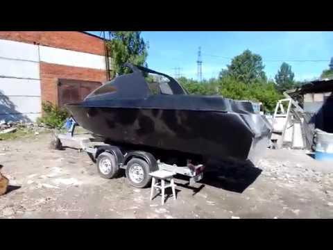лодка с 2jz