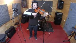 Solito - Salamandra (violin cover)
