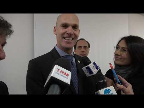 Bari, L'ambasciatore Di Israele Sachs: