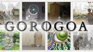 Gorogoa | Puzzle Game Walkthrough | Full Playthrough | PC Gameplay Let's Play