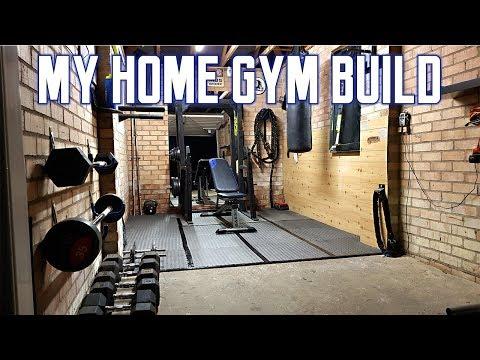 Budget Home Gym Setup | Garage Gym Ideas & Home Gym Equipment
