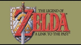 Link to the Past OoB Glitch Thumbnail