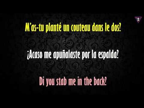 No Me Mires Más - Kendji Girac (Français) (Español) (English)