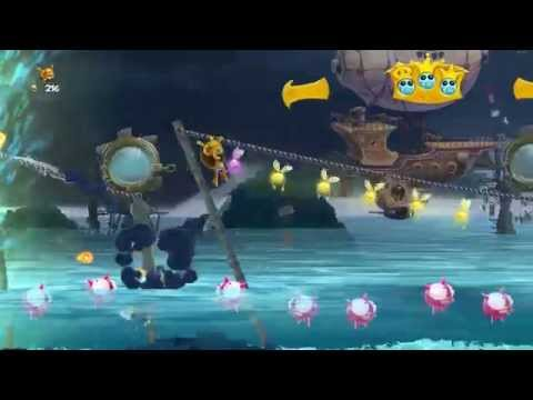 Rayman Legends Music Level - Gloo Gloo ~ Woo Hoo