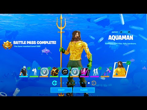 Fortnite Chapter 2 - Season 3 Battle Pass