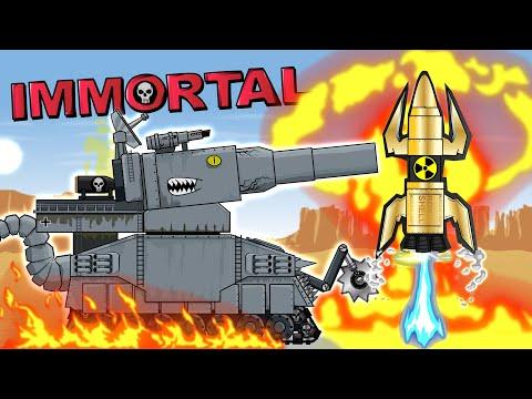 """Is Dorzilla Immortal?"" - Cartoons About Tanks"