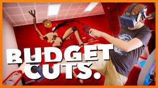 Robo Spionage! - Budget Cuts VR