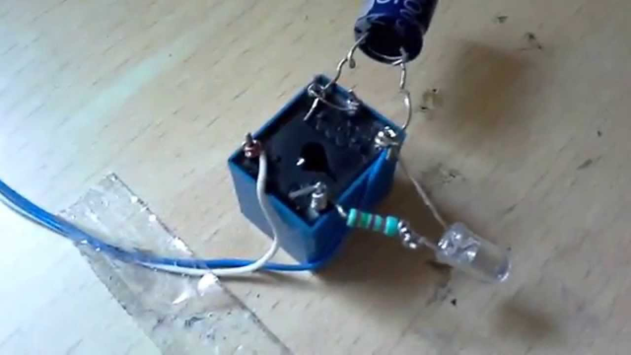 Relay Oscillator Test Experiments Youtube Datacontrolled Variable Frequency Oscillatorcircuit