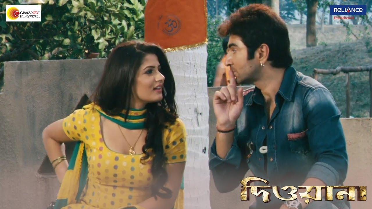 Deewana - Movie Scene | Jeet | Srabanti | Ravi Kinnagi