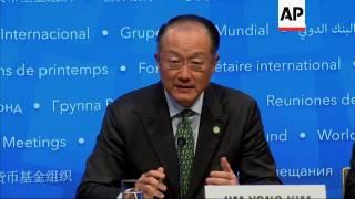 World Bank Chief Warns of Weak Global Economy
