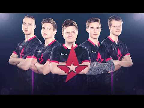 Welcome Astralis to IEM Oakland 2017