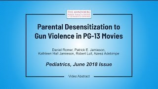 Parents say gun violence in PG-13 movies appropriate for teens 15 and up thumbnail