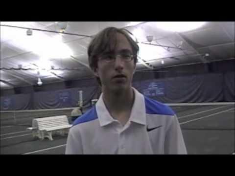 Seth Kornfeld College Tennis Recruiting Video
