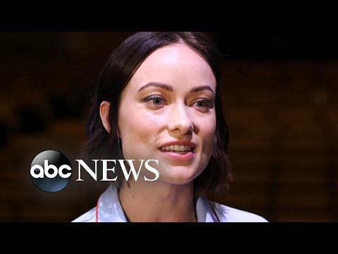 Olivia Wilde on the relevance of Broadway's '1984' today