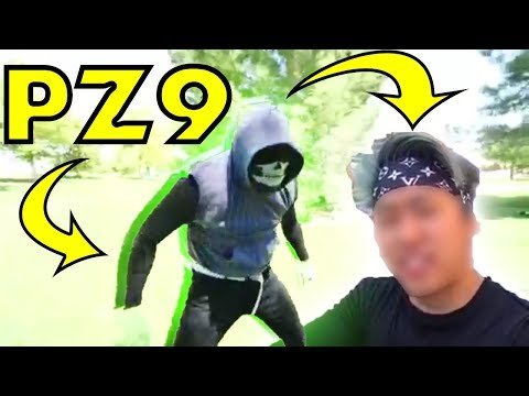 PZ9 NEW IDENTITY REVEALED - NOT JUSTIN (from Chad Wild Clay and Vy Qwaint Video)