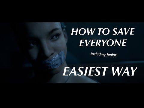 How To Save Everyone In Man Of Medan (Easiest Way) |