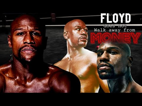 Floyd Mayweather Jr is BUSINESSMAN therefore MAYWEATHER-PACQUIAO 2 REMATCH will HAPPEN in 2020