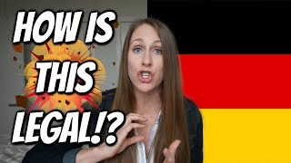 The CRAZIEST Thing I Saw in Germany!!