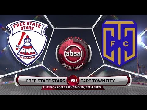 Absa Premiership 2018/19 | Free State Stars vs Cape Town City
