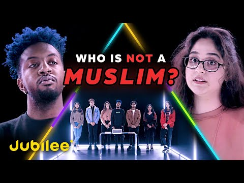 6 Muslims vs 1 Secret Non-Muslim