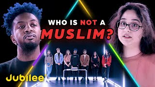 6 Muslims vs 1 Secret Non-Muslim