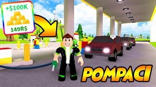 PUMPER I'VE BEEN BEATEN COMPLETELY / Roblox Gas Station Simulator #2 / Roblox English / Game Line