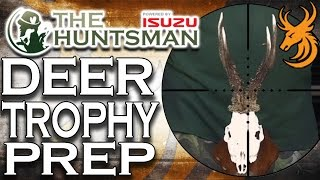 Hunting Tips : How To Prepare A Trophy Mount