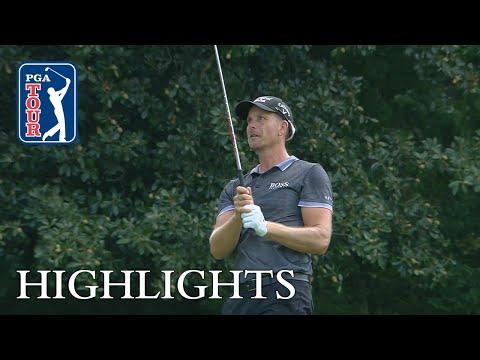 Henrik Stenson's highlights | Round 2 | Wyndham 2018
