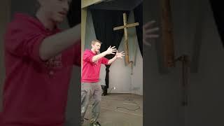 Airsoft In A Church
