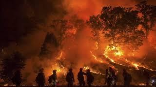 南加州再起多处山火,威胁众多群众,中国留学生喊着要赶紧回国