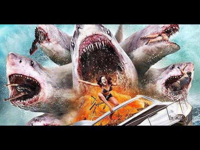 O Ataque do Tubarão de 6 Cabeças Trailer HD (2019)