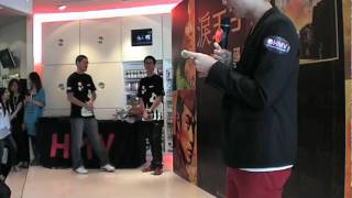"""Prince of Tears"" OST Release Press Confrence @ HMV Elements (Part 1)"