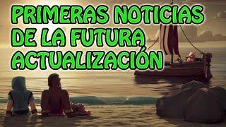 CLASH OF CLANS PRIMERAS NOTICIAS FUTURA ACTUALIZACION