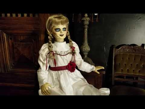 ANNABELLE CREATION DOLL