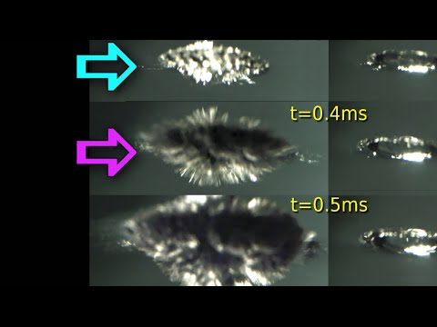 High speed camera reveals why sodium explodes!
