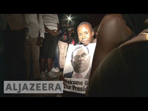 Zimbabweans hopeful for better future post-Mugabe