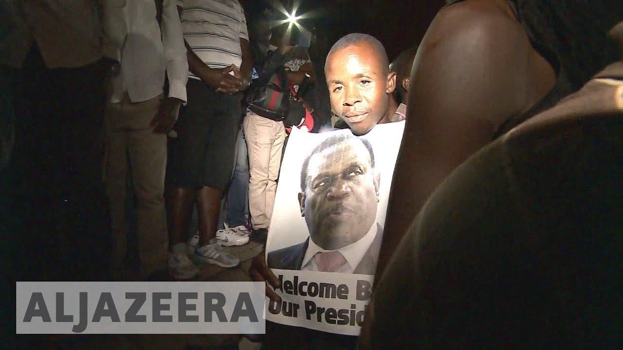Zimbabweans hopeful for better future post-Mugabe